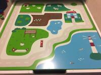 GLTC Albion Pull out play table