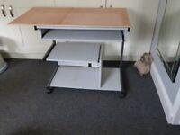 Computer Desk - Suitable for Tower Desktop System