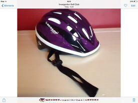 Bike helmets size 52/56 cms