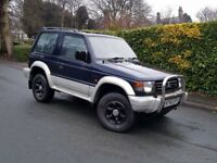 MITSUBISHI SHOGUN 3.0 V6 PETROL 4X4 4WD JEEP 🌟 READ FULL AD BEFORE WASTING MY TIME 🌟