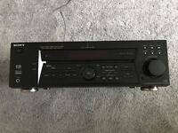 Sony amp, surround sound and receiver