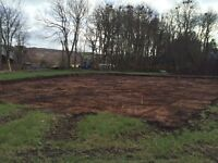 Building Plot Cuminestown, Turriff, Aberdeenshire. Full planning permission.