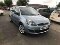 2007 Ford Fiesta 1.25 Style Climate 5dr 2 KEYS + LOW MILES