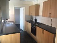One bedroom self contained flat on Alfreton Road, Radford. Part furnished, done out nicely
