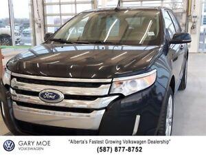 2013 Ford Edge LTD.Leather, Nav, Sunroof, Remote start * 209BW!