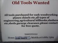 ALL OLD TOOLS