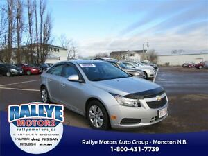 2013 Chevrolet Cruze LT Turbo! Power Options! ONLY 50K! Trade-In