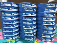 27 Rolls Scotch Blue Original Masking Tape Job Lot