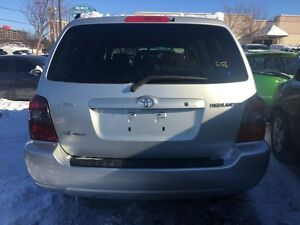 2006 Toyota Highlander Kitchener / Waterloo Kitchener Area image 3