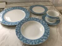 Dinner set ( 4 place settings)