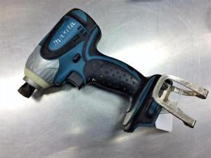 Impact 1/4'' Hex MAKITA LXT 18V, outil seulement  ***Excellente Condition*** #F026138