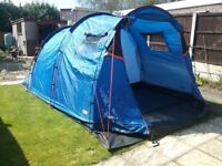 4 berth tent Freedom Trail Sendero from Go Outdoors used only once