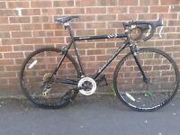 "Metropolis BRONX Road Bike Racing Racer 22"" AS New"