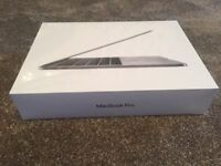 *Ideal Gift Brand new in Sealed Box* Apple MacBook Pro 2017 13&quot with free Antivirus; RRP £1249