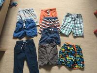 Boys Summer Shorts Bundle 18-24 months