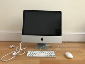 "Apple iMac 20"" mid 2009, 2GB, excellent condition"