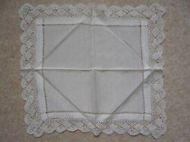 Vintage handkerchiefs silk etc