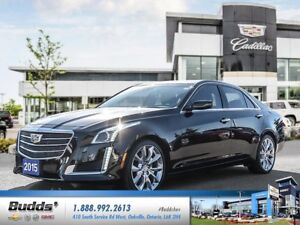2015 Cadillac CTS 3.6L Performance Financing as low as 0.9% f...