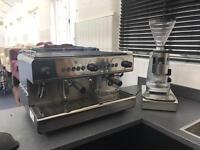 Iberital IB7 Espresso Coffee Machine