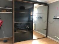 Mirrored wardrobes need gone ASAP