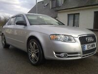 AUDI A4 2.0 TDI SE AVANT 170PS 2006 - SPARES OR REPAIR - OIL PUMP FAILURE