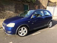 Vauxhall Corsa SRI 47,000 miles only Bargain