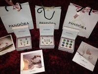 PANDORA massive collection only £8.60 each