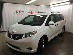 2016 Toyota Sienna CERTIFIÉ AC VITRES CRUISE MAGS