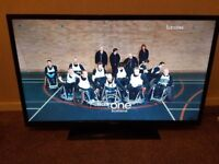 "40"" TV Polaroid LED FullHd with Freeview"