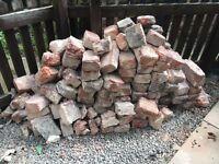 Bricks for free if anybody needs them
