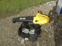 LandXcape Leaf Blower and Vacuum