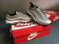 Nike Air Max 97 BNIB With Receipts - Silver Bullet - 150.00 - Size 9 & 10