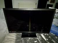 23 inch LED TV with freeview built in