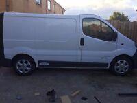 Renault Traffic Van for Swap