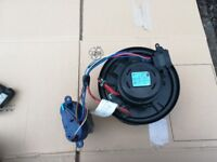 RENAULT LAGUNA 2002-2007 HEATER BLOWER MOTOR WITH REZISTOR