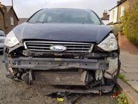 Ford Galaxy 1.6 ecoboost, Damaged