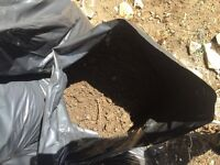 Free soil/earth collection only