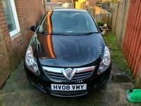 Vauxhall Corsa 1.4 SXI 90 BHP 2008