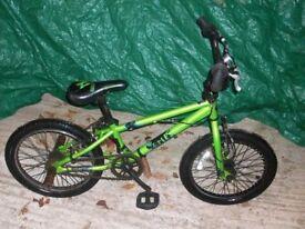 Schwinn stunt bike