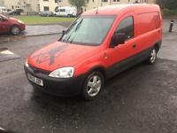 Vauxhall combo c 1.7 di sell or swap
