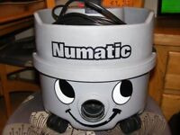 Henry Hoover Numatic with filter and bag NO TOOLS OR HOSES
