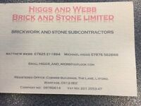 Bricklayers & Hod Carriers Required - Bletchingdon and Witney