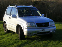 Suzuki Grand Vitara 4x4 1.6 (Spares or Repair)