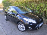 2009 Ford Fiesta Titanium 1.4 Full Service History, drives superb in excellent condition.