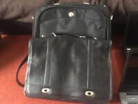 Two laptops bags