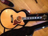 Gibson EC-30 Serial number 93507022