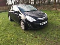 Vauxhall corsa Se Cdti ecoflex 93 very low mileage only done 12637 miles