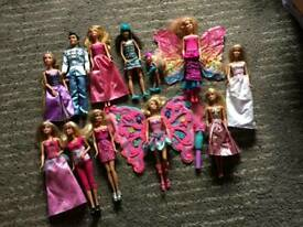 Barbie doll bundle
