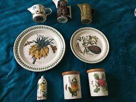 Selection of Portmeirion Pottery 2