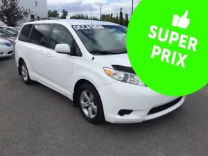 2011 Toyota Sienna LE V6 8 Passagers Portes Coulissantes Electri